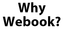 Why Webook?